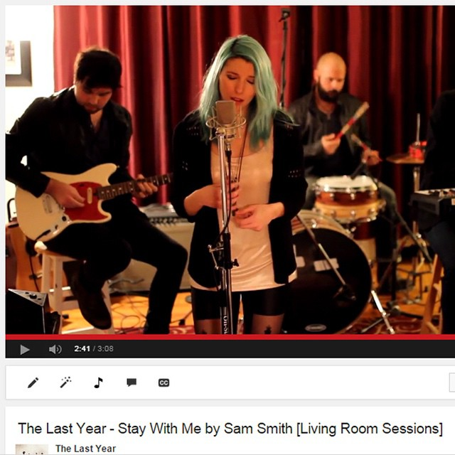 We pulled back the furniture and filmed the first video of our weekly Living Room Sessions!  Check it out: http://youtu.be/js6ZUSEYoSg Join our mailing list for a FREE download of the song: www.TheLastYear.net #samsmith #staywithme #cover #coversong @samsmithworld #staywithmecover #staywithmesamsmith #livingroomsessions #freedownload